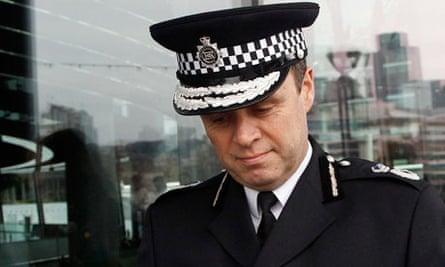 Deputy Metropolitan Police commissioner John Yates