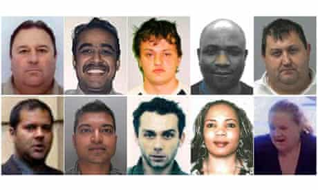 Crimestoppers most-wanted fraudsters