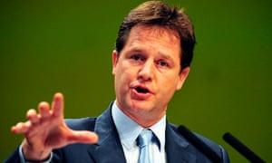 Nick Clegg Speech Libya British Support