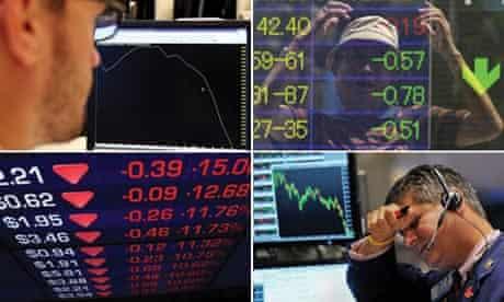 Global markets in turmoil