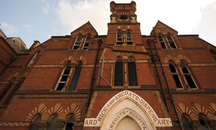 Ardwick and Ancoats Dispensary, Old Mill Street, Manchester