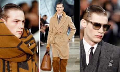 Designs by Kim Jones for Louis Vuitton Men's autumn-winter 2012-2013 collection
