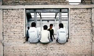 The Hazara boys cricket team