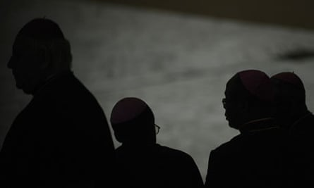 Cardinals at the Vatican