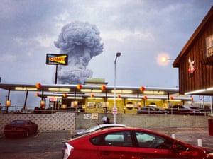 Fertilizer plant fire in West, Texas