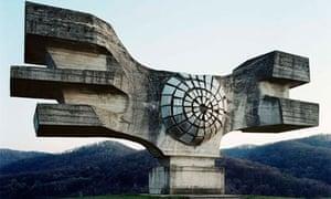 Spomenik #1 (Podgaric), 2006 by