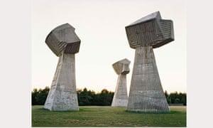 Spomenik #11, 2007 by Jan Kempenaers
