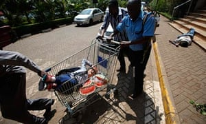Kenya attack: a photographer's view from the Westgate mall