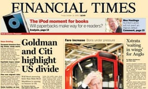 Financial Times  16 Oct 2009