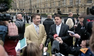 Nick Griffin and Richard Barnbrook
