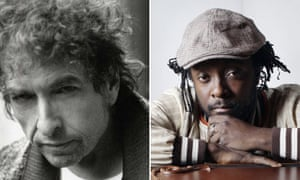 Bob Dylan will duet with Will.I.Am
