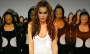 Cheryl Cole's Fight For This Love 1