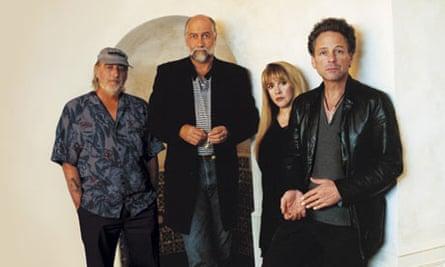 Fleetwood Mac Reunion Confirmed By Stevie Nicks Fleetwood Mac The Guardian