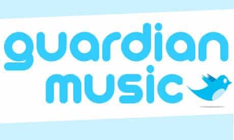 Guardian Music Twitter logo