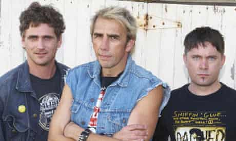 Hockey rock band DOA