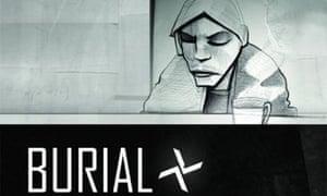 Sleeve for Burial's Untrue