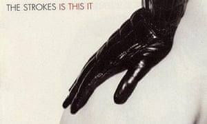 Sleeve for the Strokes Is This It