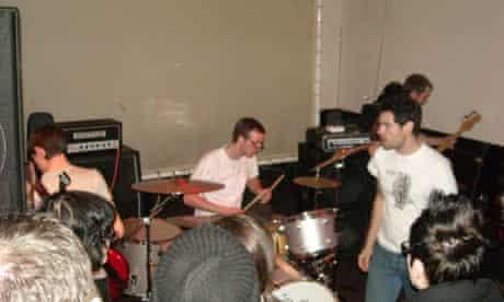 Leeds hardcore band Mob Rules
