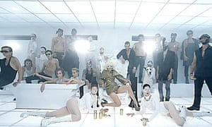 Lady Gaga for Pickard of the Pops 1
