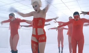Lady Gaga for Pickard of the Pops 9