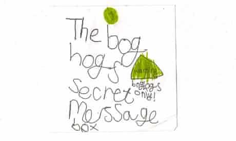 The Bog Hogs logo