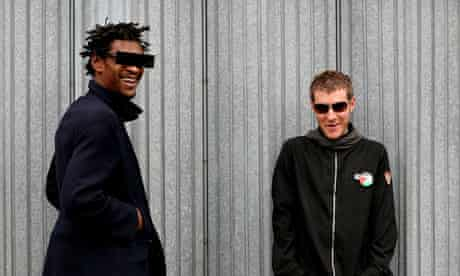 Massive Attack's Grant Marshall and Robert Del Naja ... Samplers, stealers or sorcerers?