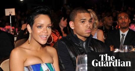 Chris Brown And Rihanna 2009