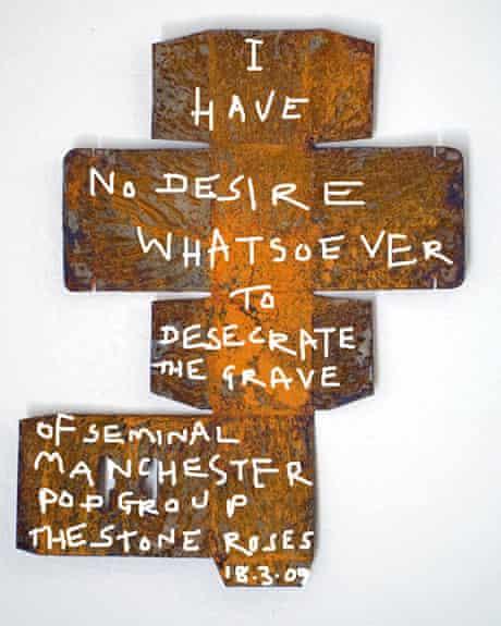 John Squire's Stone Roses artwork