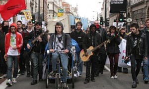The King Blues at G20 protest