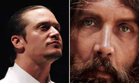 Mike Patton and Alan Moore