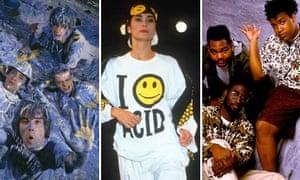 Stone Roses, acid house and De La Soul: 1989 in music