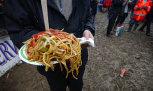Noodles from Glastonbury 2005