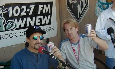 Shock jocks on New York radio