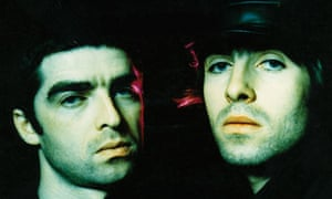 Oasis brothers Noel and Liam Gallagher
