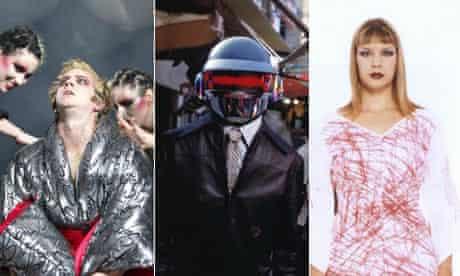 Fischerspooner, Daft Punk and Miss Kittin