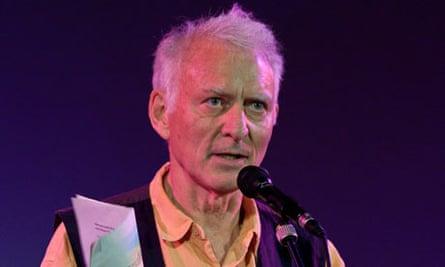 Charlie Gillett performs In London