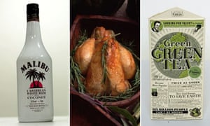 Gorillaz diet: Malibu, roast chicken and green tea