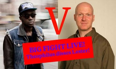 Theophilus London disses Paul Lester