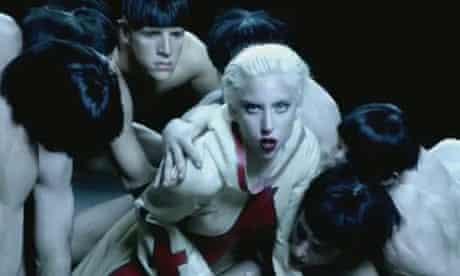 8 Lady Gaga Alejandro