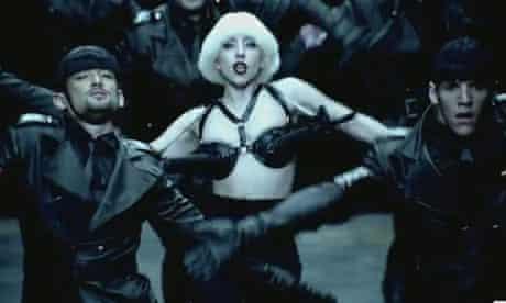 9 Lady Gaga Alejandro