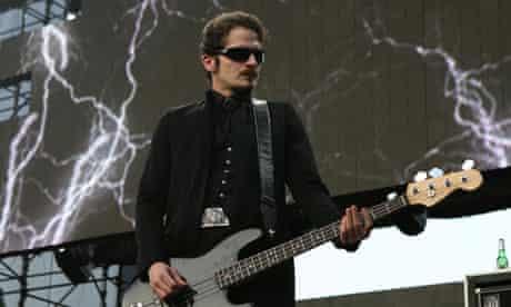 Carlos Dengler, former Interpol bassist