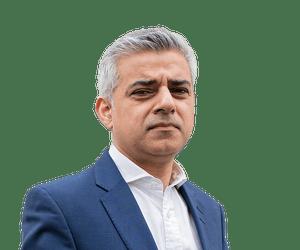 Sadiq Khan Mayor of London