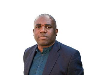 90bd765eb7db David Lammy on why there s nothing scary about a black man in a hoodie