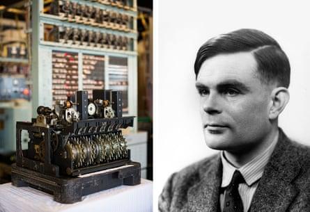 The Lorenz SZ42 German cypher machine and Alan Turing
