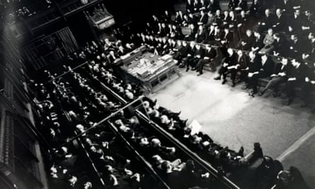 Politics, pic: 21st April 1966, A view in the House of Commons, during the State Opening of Parliament, the first time in front of the television cameras (Photo by Bentley Archive/Popperfoto via Getty Images/Getty Images)