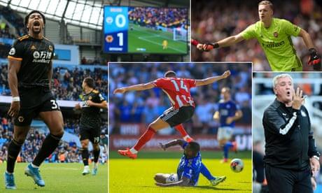 Premier League: 10 standout statistics from the season so far